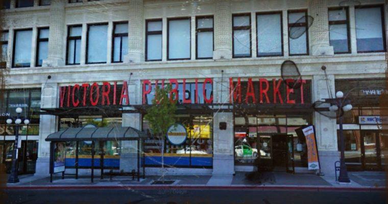 Island Knits Fibre Market at Victoria Public Market!